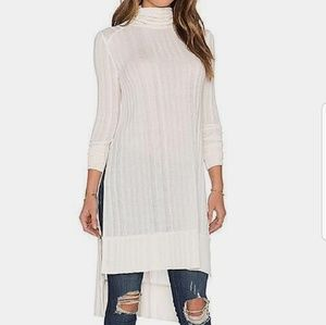 Free People WE THE FREE Tunic Sweater Small NWT